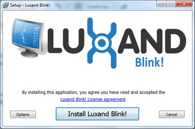 install luxand